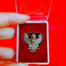 THAI AMULET YANT PENDANT POWERFUL BUDDHA TALISMAN PHRA RARE GARUDA LP JOY TEMPLE