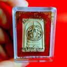 Thai Amulet Buddha Phra Lp Wat Rare Talisman Charm Amulets Rakhang Temple Box 6