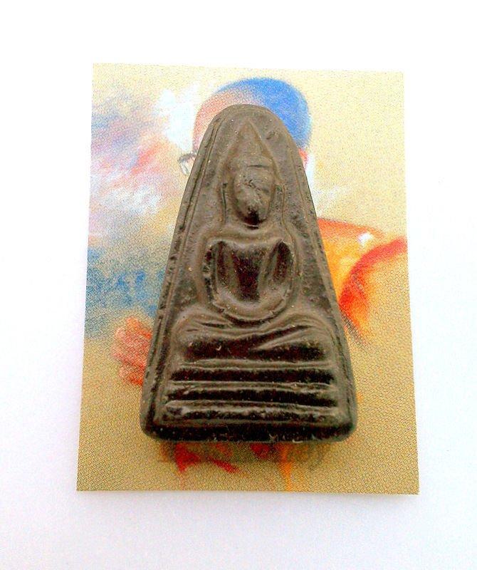 PHRA NANG PAYA MAHA LARP 2519 Wat Pree-da-rarm Lp Amulet Wat Thai Buddha Phra