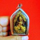 Khunphan Thai Amulet Lp Phra Buddha Wat Charm Pendant Powerful Carry Chicken Man