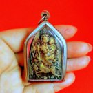 Khunphan Thai Amulet Lp Phra Buddha Wat Charm Pendant Powerful Love Horse Simoak
