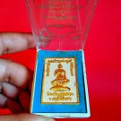 Thai Amulet Buddha Phra Old Wat Rare Talisman Magic Buddhist LP Yant Wealth Rich