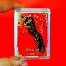 Thai Amulet Buddha Phra Magic Luck Rare Wealth Talisman LP Yeam Tiger Yant Charm