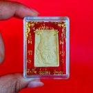 Thai Amulet Buddha Phra Old Rare Talisman Buddhist LP PorKae Hermit Temple Charm