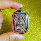 Somdej Lp Parn Thai Amulet Phra Wat Magic Pendant Monk Powerful Buddha Nok Bird