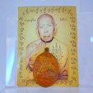 149 Thai Buddha Amulet Phra Pendant Talisman Powerful LP Tim Rahanrai Coin Charm