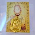 150 Thai Buddha Amulet Phra Pendant Talisman Powerful LP Tim Rahanrai Coin Merit