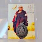 156 Thai Buddha Amulet Phra Pendant Talisman Powerful LP Kruba Boonchum Coin Old