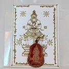 157 Thai Buddha Amulet Phra Pendant Talisman Powerful LP Giant Yant Wessuwan Old