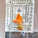 461 Thai Buddha Amulet Phra Talisman Powerful Wealth LP Tim Look Om Magic Charm