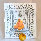 548 Thai Buddha Amulet Phra Talisman Powerful Wealth LP Tim Look Om Magic Charm