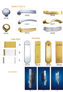 hotel lock, IC card lock ,OEM/ODM
