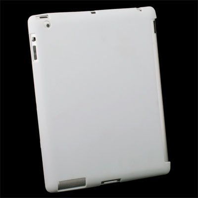 For APPLE IPAD 2 Companion TPU Case with Smart Cover White #6385#