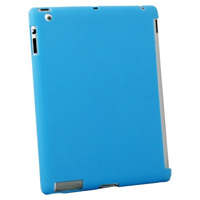 Blue Companion Case with Smart Cover for  APPLE iPad 2