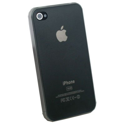 Super Thin 0.35mm 3.5g Slim Case for iPhone 4G Gray