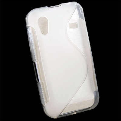 TPU Gel Skin Case Cover For Samsung S5830 Galaxy Ace