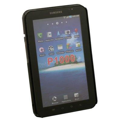 Crystal Black Hard Case for Samsung Galaxy Tab P1000