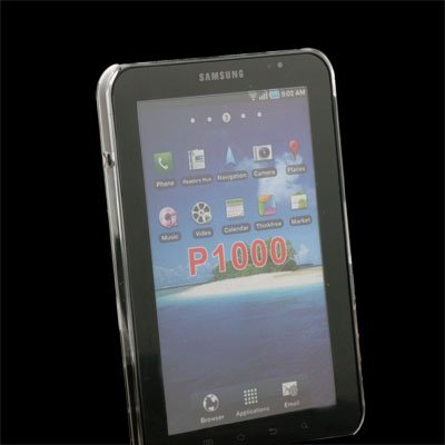 Crystal Case Skin Cover for Samsung Galaxy Tab P1000
