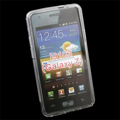 Clear Rubber Case for Samsung Galaxy Z i9103