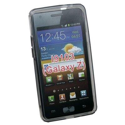 For Samsung Galaxy Z i9103 TPU Gel Skin Case Cover(Gray)