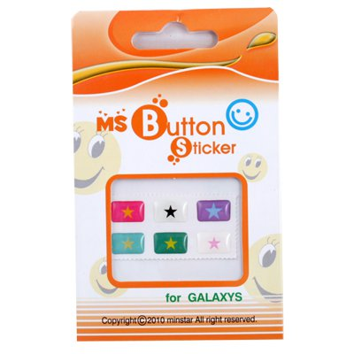 New Star 6colors Home Button Samsung Galaxy S2 P1000