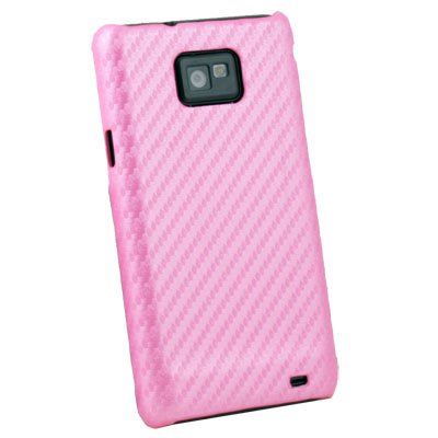 Matts Pattern Hard Case Cover for Samsung Galaxy S2 i9100 Pink
