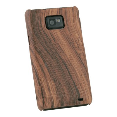 Wood Grain Hard Case For Samsung galaxy S2 S 2 i9100