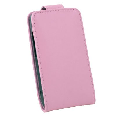 For HTC Salsa G15 C510 Flip PU Leather Case Cover Pink