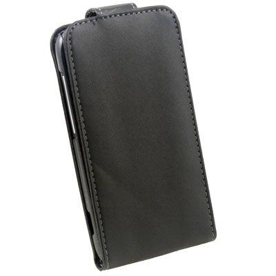 PU Leather Pouch Case for HTC Sensation4G Z710e Black
