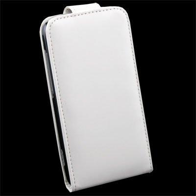 For HTC Sensation4G Z710e PU Leather Pouch Case White