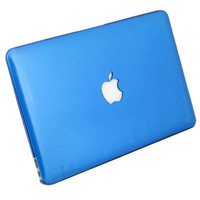 For MacBook Air 11.6 Slim Crystal Hard Case Blue #6208#