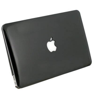 For MacBook Air 11.6 Slim Crystal Hard Case Black #6206#