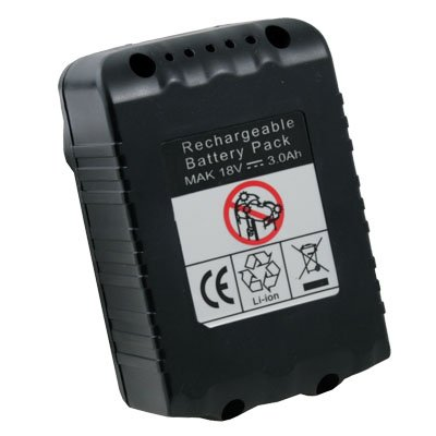 18V Power Tool Battery for MAK BGA452 BHR241 BJS130