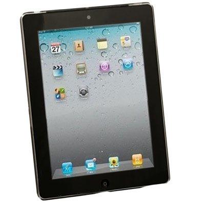 Gray Crystal Hard Case Sleeve for Apple iPad 2