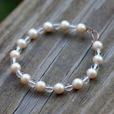 Clarity Amongst Pearls
