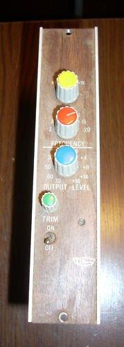 McCurdy Oscillator SS8650 Console