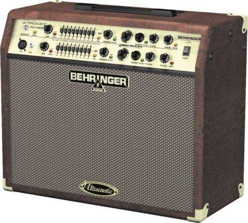 Behringer ACX1800 Acoustic Guitar Combo Amplifier