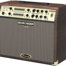 Behringer ACX1800 Acoustic Guitar Combo Amplifier