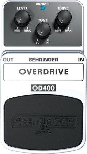 Behringer OD400 Overdrive Pedal