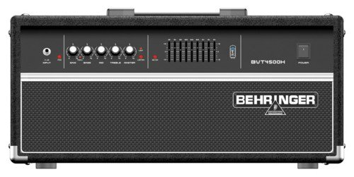 Behringer Ultrabass BVT4500H Bass Amplifier Head