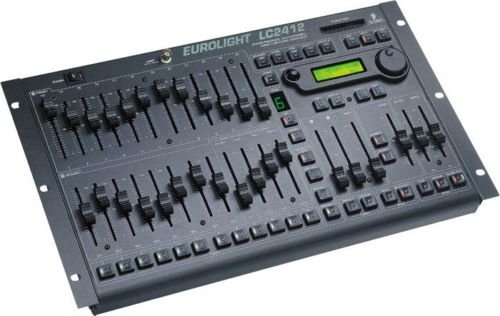 Behringer Eurolight LC2412 DMX Lighting Console