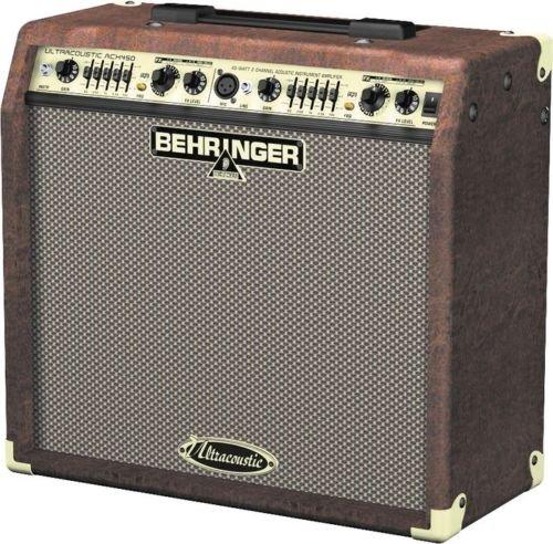Behringer ACX450 Acoustic Guitar Combo Amplifier
