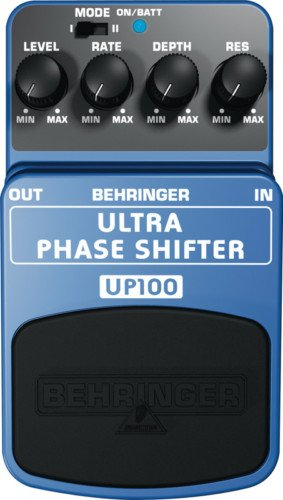 Behringer UP100 Ultra Phase Shifter Effects Pedal