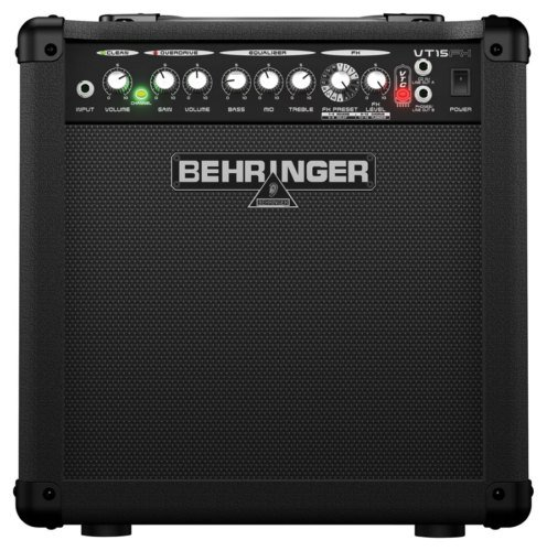Behringer VT15FX Virtube Guitar Combo Amplifier