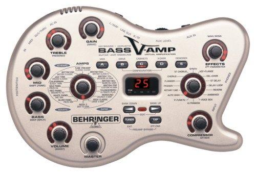 Behringer Bass V Amp Multi Effects Processor