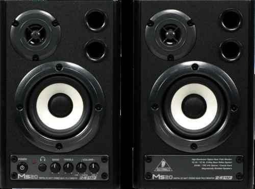 Behringer MS20 Powered Studio Monitors (Pair)