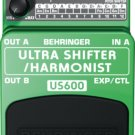 Behringer US600 Ultimate Pitch Shifter Harmonist Effect