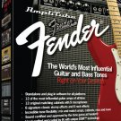 IK Multimedia Amplitube Fender Amp Modeling Software