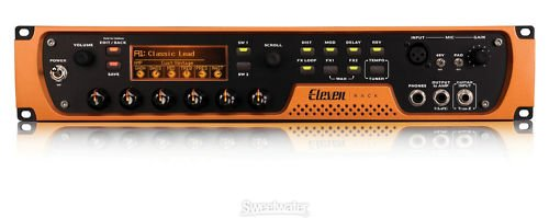 Digidesign Eleven Rack Pro Tools LE
