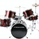 Drum Fire DK7500-WR 5 Piece Drum Set Brand New